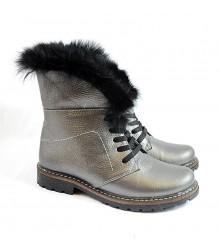 Ботинки кожаные 3436-fionas