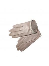 Перчатки с жемчужинами Swarovski, модель Cassia