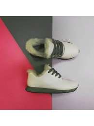 Кроссовки женские на меху 20164-ma8