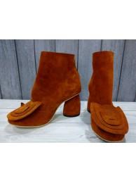 Ботинки замшевые 6982