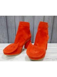 Ботинки замшевые 6981