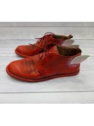 Ботинки низкие на шнуровке 17443