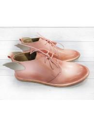 Ботинки низкие на шнуровке 17444