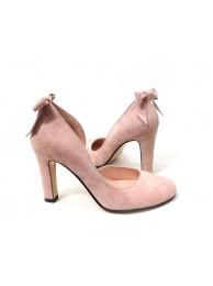Туфли замшевые 18022