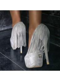 Туфли замшевые Y.S. 3354