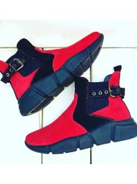 Ботинки  D 02