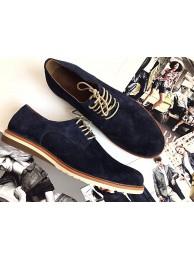 Туфли замшевые DМ-4