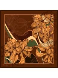"""Шелковый платок """"Осень"""""""