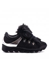 Кроссовки на меху 562615