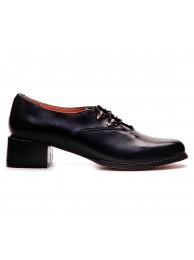 Туфли  кожаные 587201
