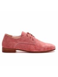 Туфли замшевые  715202