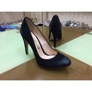 Туфли замшевые для Юлии