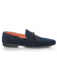 Туфли замшевые 823
