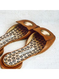 Шлепанцы кожаные 19970-1