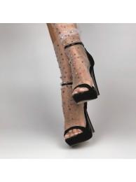 Носочки со стразами 0129