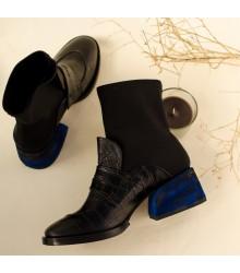 Ботинки - чулки 200601