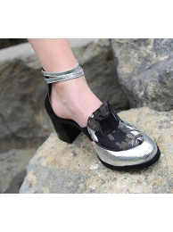 Туфли  кожаные 2847