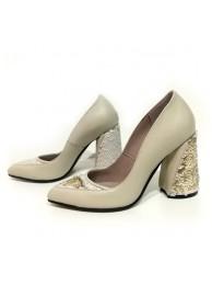 Туфли  кожаные 18054