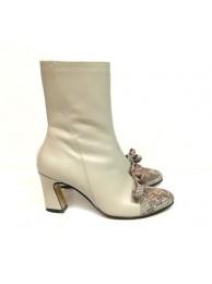 Ботинки  кожаные 19001
