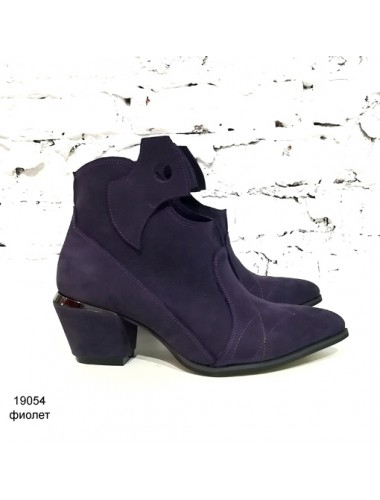 Ботинки-казаки 19054