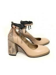 Туфли  кожаные 17026-3