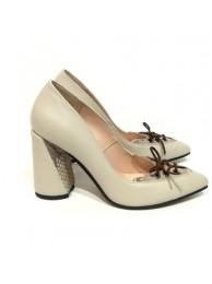 Туфли  кожаные 19002-1