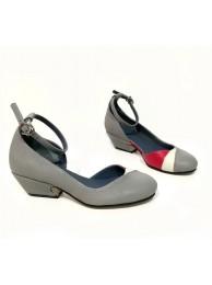 Туфли  кожаные 19015