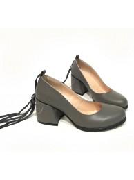 Туфли  кожаные 19018