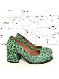 Туфли  кожаные 17028-3