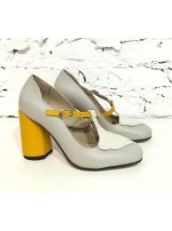 Туфли  кожаные 19008-1